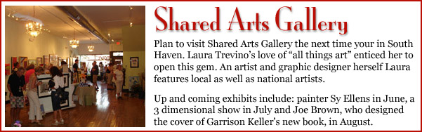 shared arts gallery